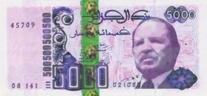 The Health Of Algeria S Currency Dinar Has Always Been Measured Against Oil Prices End Era Expensive In Late 2017 Sent