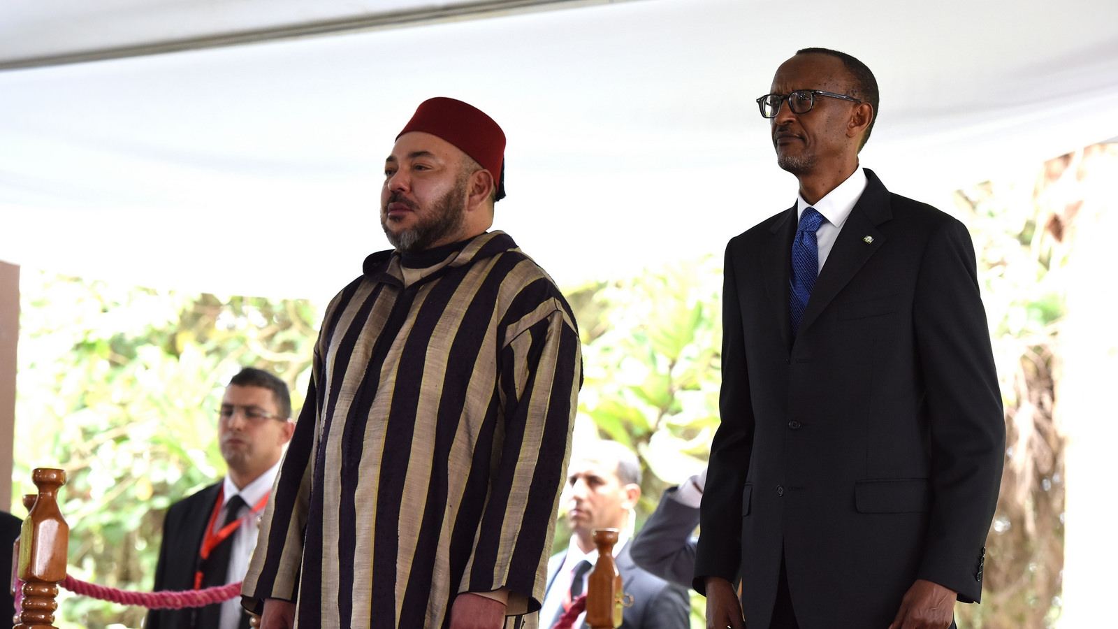 Morocco's King Encourages, Supports Reform Process of African Union