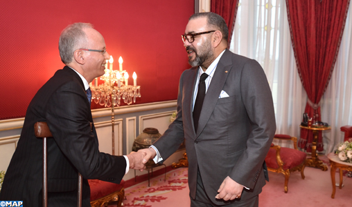 King Mohammed VI Leads Fight against Corruption