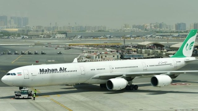 Berlin orders Iran's Mahan Air to suspend Germany-bound flights