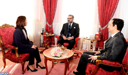 Morocco: King receives new head of the Hassan II Fund for Economic & Social Development