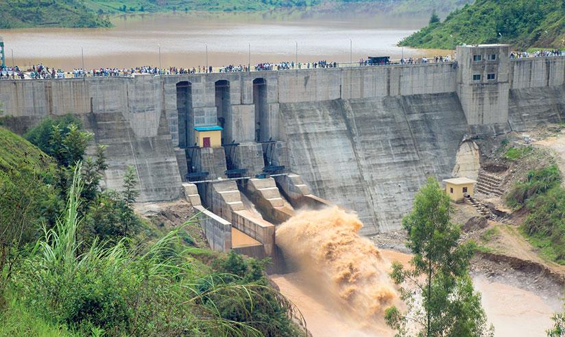Burundi-Rwanda-Tanzania: the Rusumo dam completed at 35%