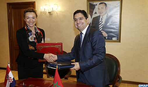 Croatia backs Morocco's efforts to politically settle Sahara issue- FM