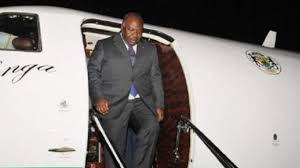 President of Gabon returns home after hospitalization, convalescence in Morocco