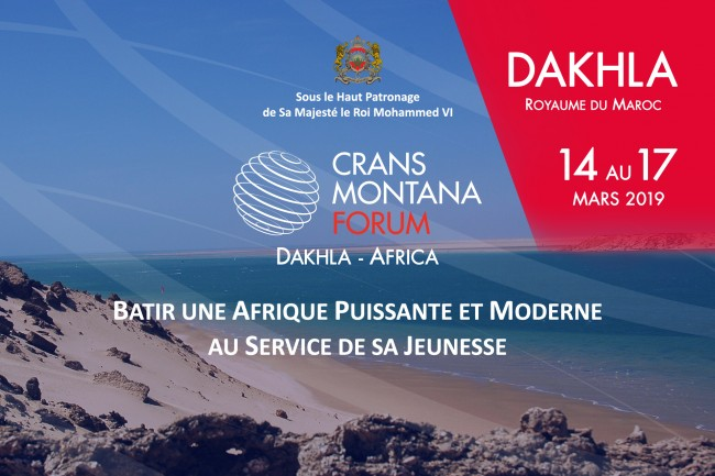 Crans Montana Forum of Dakhla, a Platform for Enhancing South-South Cooperation