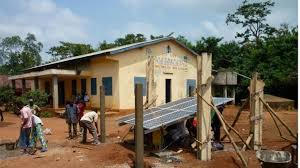 Senegal: 42% of the rural population has access to electricity