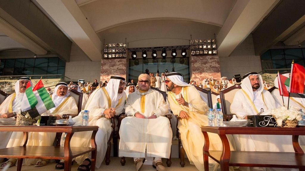 UAE paper highlights long-standing ties between Morocco & UAE