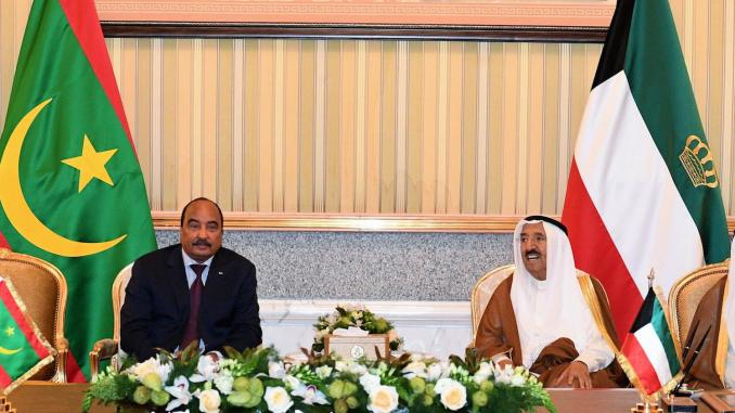 Mauritania, Kuwait poised to bolster their cooperation | The North