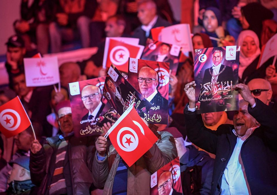 Tunisia: President Caid Essebsi to represent ruling party at November elections