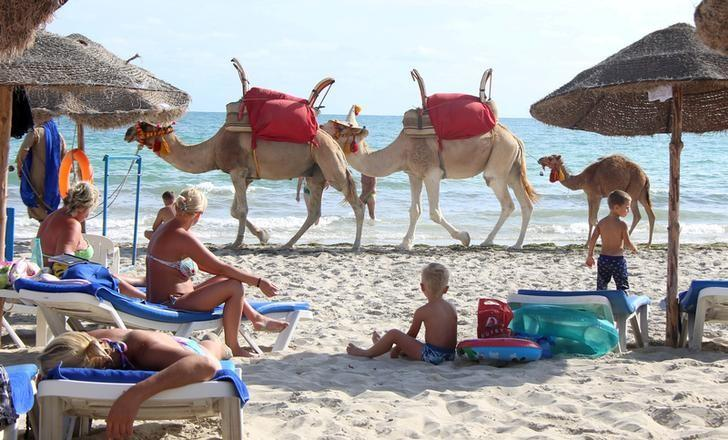 Tunisia: tourism arrivals rise by 17.4% in Q1; revenues by 35.1%