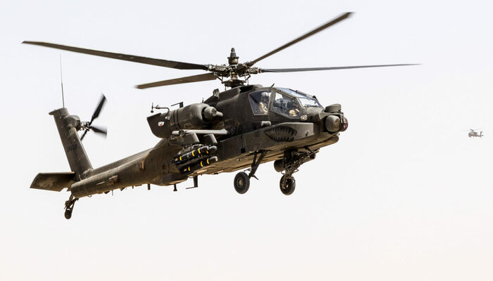 Morocco to Acquire New US-made Apache Helicopters