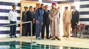 Regional Branch of Mohammed VI National Center for the Disabled inaugurated in Casablanca
