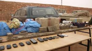 Sahara-Narcotics: Polisario Shifts Its Drugs Trafficking to South of Dakhla