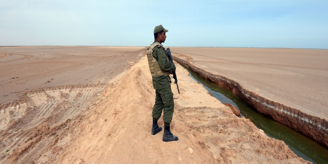 Tunisia struggles with spillover of war in Tripoli