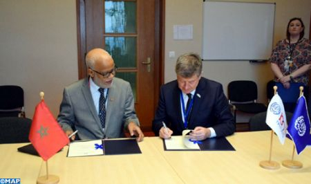 Morocco Deposits Instruments of Ratification of Three ILO Conventions