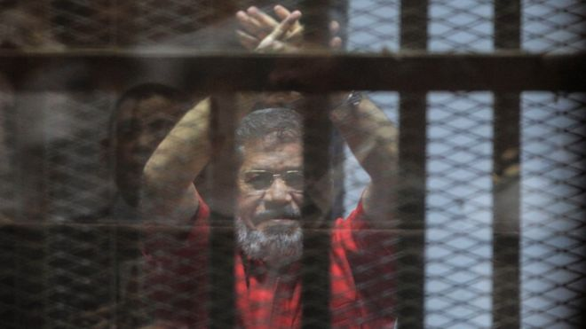 Egypt: UN calls for independent, impartial probe into Morsi's death