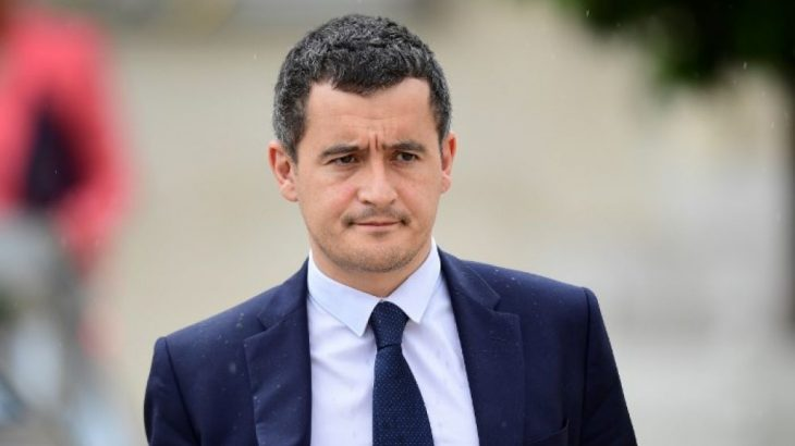 French Interior Minister Gerald Darmanin | The North Africa Post